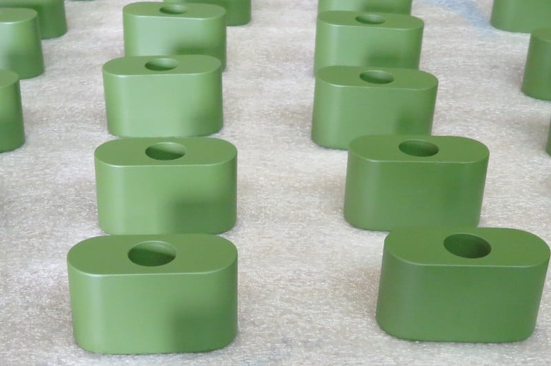 Fluorinated Ethylene Propylene (FEP) Coating Applicator | Metal Coatings