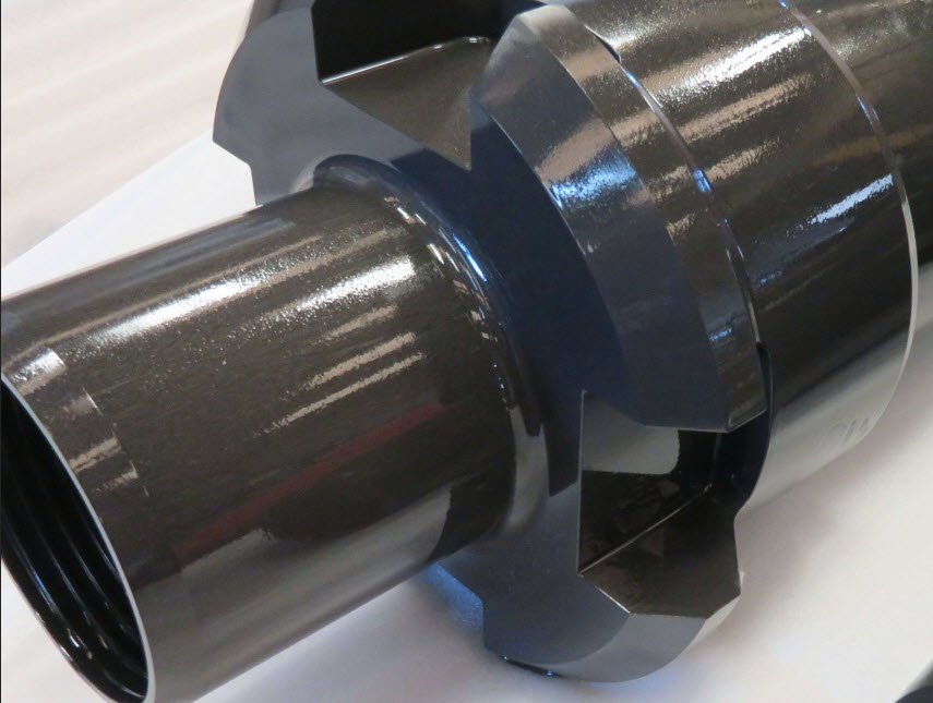 Phosphate coatings for sliding components